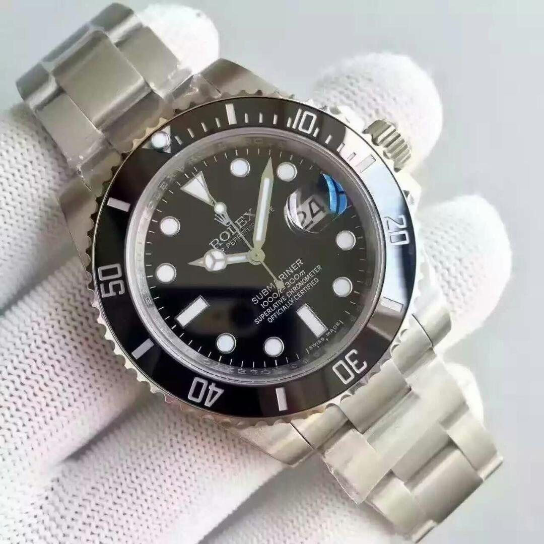 Rolex Submariner 116610LN Black Replica