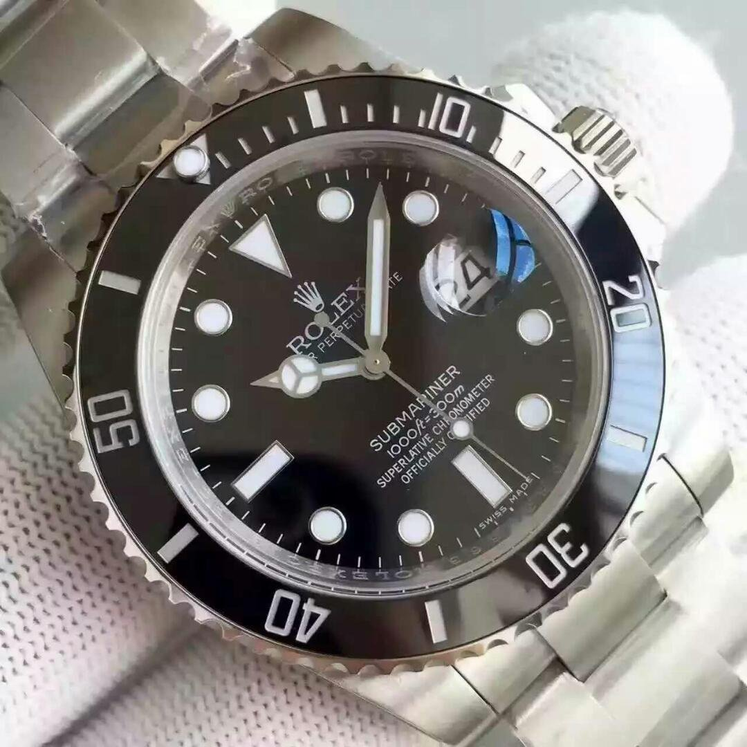 Rolex Submariner 116610LN Ceramic Bezel