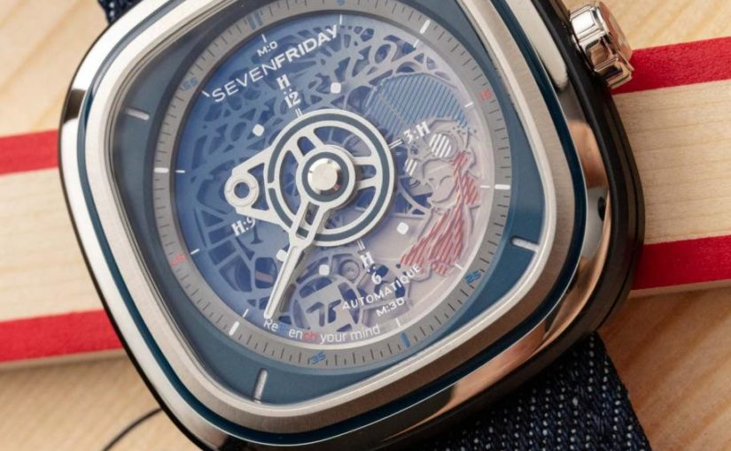 SevenFriday T1/01 Cocorico replica Watches Review