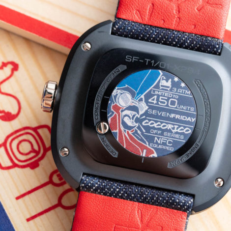 Hands-On: SevenFriday T1/01 Cocorico Watch Hands-On